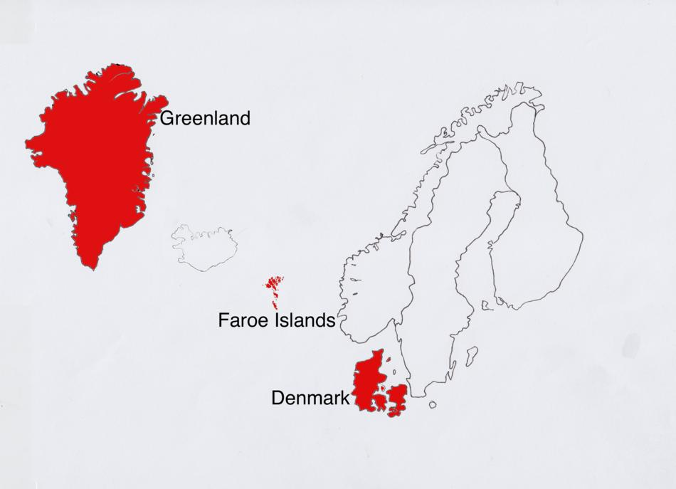 「greenland & denmark」的圖片搜尋結果